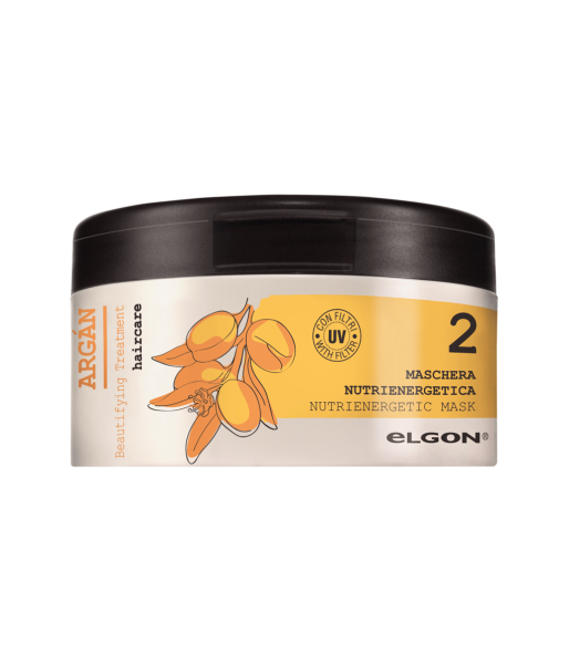 Argan Nutrienergetic Mask